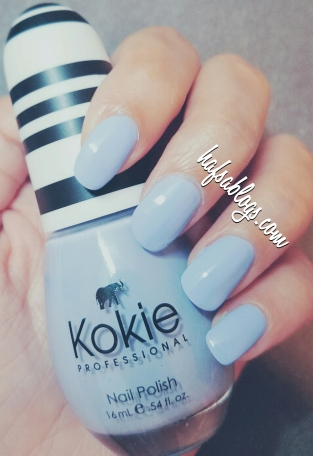 kokio nail color-hafsa